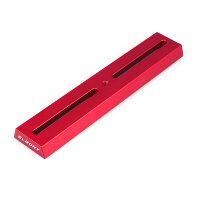 Крепежная пластина SVBONY 21 см (красная)