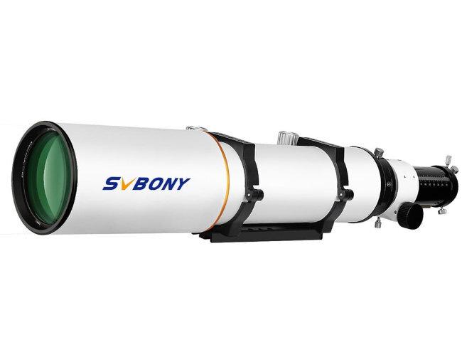Труба оптическая SVBONY 102ED f/7