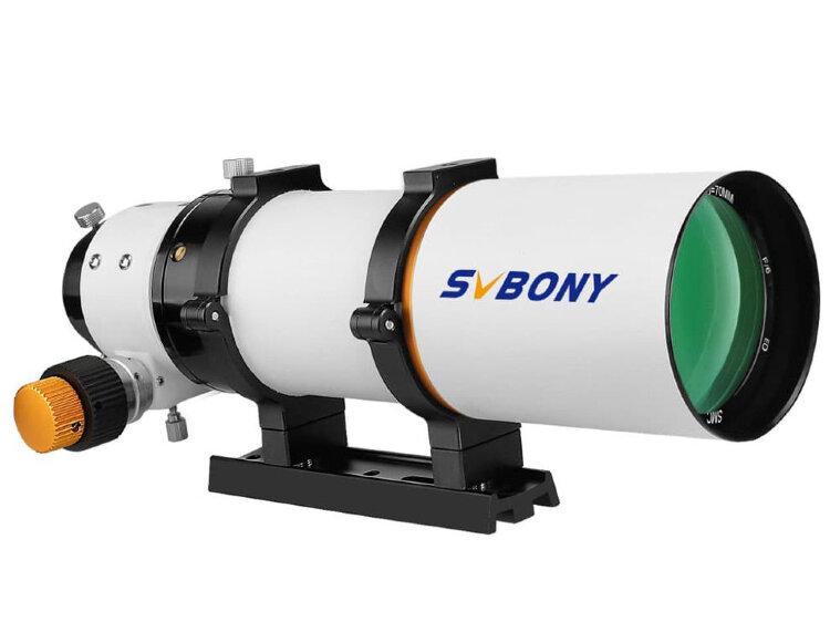 Труба оптическая SVBONY 80ED